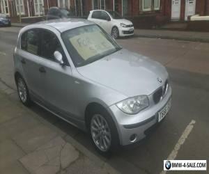 BMW 1 Series 1.6 116i ES 5dr 2006 for Sale