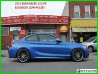 2015 BMW 2-Series i M235i M-235 F22 M 235i