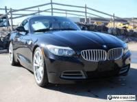 BMW: Z4 SDrive35i Roadster
