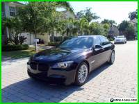 2012 BMW 7-Series i xDrive