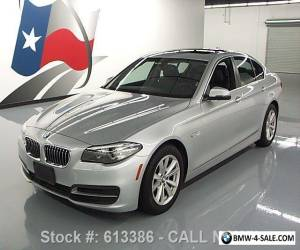 2014 BMW 5-Series 528I XDRIVE AWD SUNROOF NAV HTD LEATHER for Sale