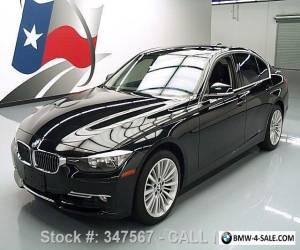 2012 BMW 3-Series 328I LUXURY LINE TECH PKG SUNROOF NAV HUD for Sale