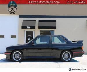1990 BMW M3 Sport Evolution III for Sale