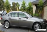 BMW 750Li 2008 - RWC & Rego - Fully optioned 7 Series 750 Li Long Version for Sale