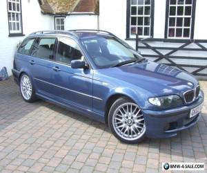 BMW 320i 2.2 Sport M Spec Touring Estate for Sale