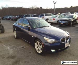 2008 BMW 5-Series for Sale