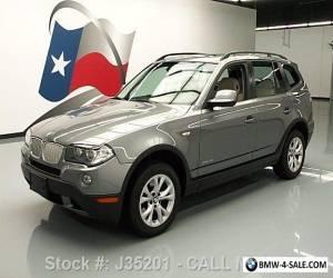 2010 BMW X3 XDRIVE30I AWD PANO SUNROOF NAVIGATION for Sale