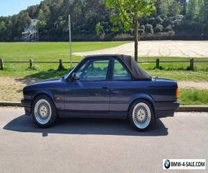 BMW 320i E30 Baur convertible for Sale