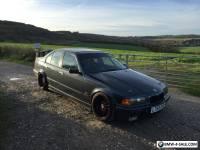E36 BMW 325i COMPETITION DRIFT CAR