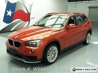 2015 BMW X1 SDRIVE28I TURBOCHARGED BLUETOOTH ALLOYS