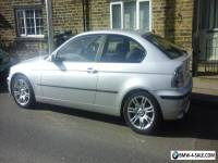 BMW e46 318ti Se Compact 2002, top spec with all factory extras.