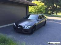 2009 BMW 3-Series e92 335i