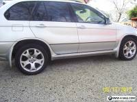 BMW X5 SPORT 3.0 PETROL LPG