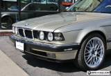 1990 BMW 7-Series 750il for Sale