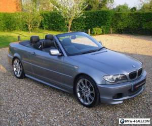 2004/04 BMW 325CI M Sport Convertible - Facelift Model for Sale