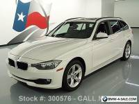 2015 BMW 3-Series 328D XDRIVE WAGON AWD DIESEL PANO ROOF NAV