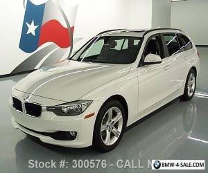 2015 BMW 3-Series 328D XDRIVE WAGON AWD DIESEL PANO ROOF NAV for Sale