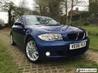 Bmw 118i m sport . low mileage