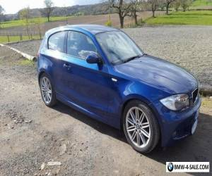 BMW 118d M Sport 2 lady owners 85000 miles  for Sale