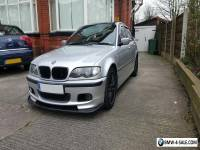 Bmw e46 330d msport rare manual  modified