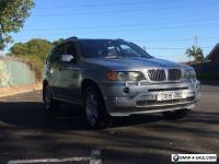 BMW X5 4.4 Is 2001