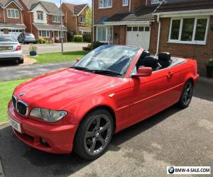 BMW 330Ci SE Auto Convertible for Sale