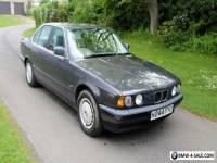 1991 BMW E34 525i Auto, LOW MILES!