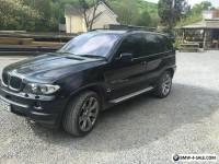 BMW X5 D Sport Auto