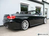 BMW 320M SPORT CONVERTIBLE AUTOVOGUE BODYSTYLING 2007 48K MILES FULLY LOADED!