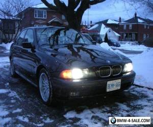 2000 BMW 5-Series M Sport for Sale
