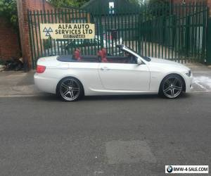 BMW 320i Sport Plus Convertible 2012 (62) for Sale