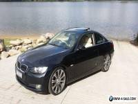 BMW E92 MY07 M-Sport iDrive Gpsr sat nav sunroof M3 features priced under market