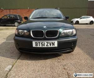 BMW 320D SE TOURING  *ENGINE REPLACED FROM BMW* for Sale