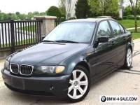 2002 BMW 3-Series 325i