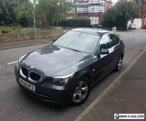2009 (59) BMW 520d 177 SE Business Edition - DIGITAL TV, WIDE SCREEN NAV, PDC for Sale