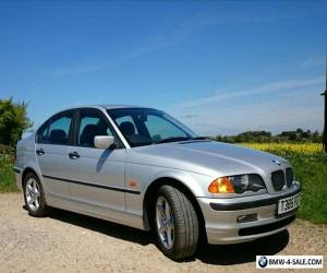 BMW 318i E46 saloon 109k miles, manual, 1999, leather, air con, good history for Sale