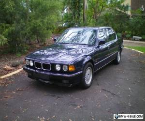 BMW 730il for Sale