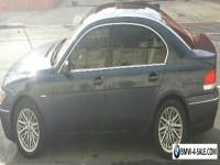 2004 BMW 7-Series Long wheel base