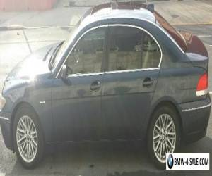 2004 BMW 7-Series Long wheel base for Sale