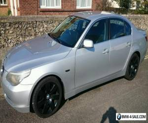 Bmw e60 530i 2003 for Sale
