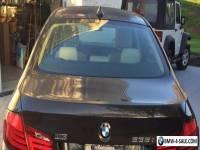 2012 BMW 5-Series 535i xDrive Sedan