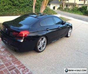 2015 BMW 6-Series 640 grand coupe for Sale