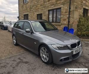 BMW 320d M Sport Touring full leather new clutch MOTd  for Sale