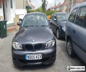 Bmw 1 series 2006 116 for Sale