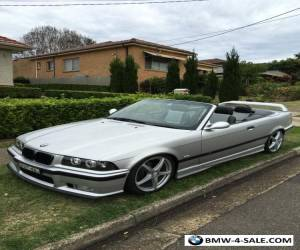 bmw e36 convertible for Sale