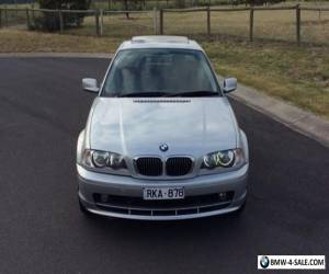 2000 E46 BMW 323ci 2.5L Coupe - Navigation, Bluetooth, DVD & Many More Upgrades for Sale