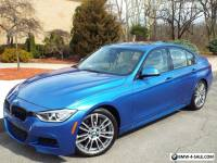 2014 BMW 3-Series M-PACKAGE EDITION(TURBOCHARGED)