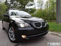 2010 BMW 5-Series 535XI STATION WAGON