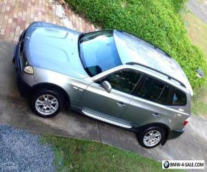 bmw x3 - QUICK SELL for Sale