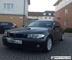 BMW 120D (55) 2005 H.P.I CLEAR M.O.T TIL JAN 2017 for Sale
